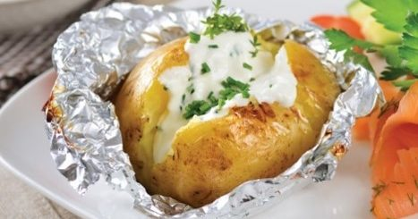 Baking Potatoes (250g)